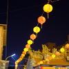 台南 夜の台湾首廟天壇です