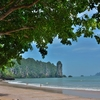 「アオナンビーチ(Ao Nang Beach)」~クラビでのメインビーチでのんびりリゾート気分!!