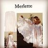 Merlette 限定カラー ライトピンク