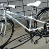 【レビュー】女性におススメのクロスバイク「プレシジョンディエナ」に乗ってみた
