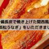 浜松駅すぐ「浜名湖 中ノ庄」さんで関西風「浜松うなぎ」をいただきました