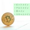 【仮想通貨】アルトコインや草コイン、スキャムコインの違いは何か?