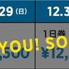 CDJ1920チケット全日程売り切れ!
