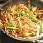 はじめてでも簡単に作れる甘辛チャプチェのレシピ