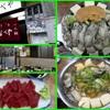 17/03/26の晩ご飯(『なべや』さんでかきみそ鍋)