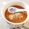 野菜スープの具がカレーに変身!