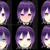 VRoidStudio産VRMにUnityで新規表情パターンを追加&微調整する方法(キラキラ目・赤面ハート目・青ざめぐるぐる)【VMagicMirror向け】