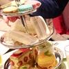 表参道【ラデュレ(LADUREE)】青山サロンにて、マカロンとケーキが選べる予約制アフタヌーンティー