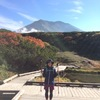 大雪山紅葉堪能。旭岳〜間宮岳〜中岳温泉