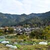 京都大原 里の駅から三千院 そして勝林院への道を歩く