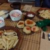 🍝夕食@ロボゼロ🍝【最北マック行くよ🐸】