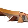 スノーピークの新作テント!エントリーパックTTセットの予約注文開始!人気のトンネル型だよ!