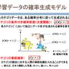 Pythonによる機械学習2(ロジスティック回帰 1/4)