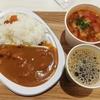 ちょっと前、イオンモール津南店の「ここdeデリ」でカレーを食べてました。