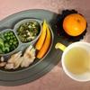 お野菜からの離乳食  [240日目  鯵の塩焼き]