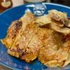 【レシピ】豚こまで簡単♬チーズ棒餃子♬