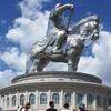 モンゴル旅行記⑫ チンギスハーンの巨大像