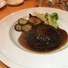 オトズテーブルでハンバーグ(浅草)