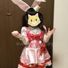 【手作り】キラキラ☆プリキュアアラモード キュアホイップ コスプレ衣装 作り方 完成②