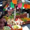 テハラジャマーケットとラシンカール