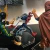 スパイダーマンがひたすら走るゲーム。