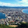 【旧登山道】所要時間1時間ほどで函館山を登ってきました