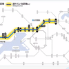 JR神戸線!魚住駅でお客と接触!JR神戸線・JR京都線は運転見合わせ
