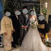 甥の結婚式に出席しました~50代叔母の衣装