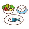 食事制限ポイント!高タンパクで低カロリー、低糖質の昼食を考える