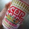 日清のカップヌードルナイスを糖質制限ダイエットに取り入れてみた!