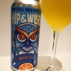 TAP①開栓:空輸されたばかり!タンジェリン・オレンジ果汁使用の【ウィートエール】『REVIVAL Hip & Wisen』