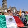 メキシコの説得準備、ツイートで吹き飛ばす トランプ氏