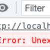 "Go 言語の html/template で、意外と分かり難い""Uncaught SyntaxError: Unexpected token '<'"" エラーの原因"