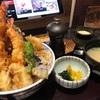 魚がし鮨 で 昼御飯