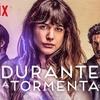 映画「嵐の中で」(2018、スペイン)をみる。SFサスペンス。