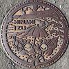 静岡県南伊豆町のマンホール