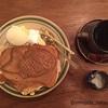 京都の面白いカフェ『マルニカフェ』たい焼きが食べられるよ。インスタ映えSNS映え写真が撮れるよ。