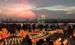 【お台場海浜公園】海の日イベント「海の灯まつり」行ってきた!