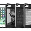 iPhoneの背面に電子書籍や写真などを表示できるケース「InkCase i7」を販売開始!