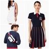 ショートスリーブ テニスセータードレス / パフォーマンス ノースリーブ テニスセータードレス / ベルトバッグ | Brooks Brothers x FILA(ブルックスブラザーズ x フィラ)