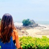 バリ島⑱ 【神秘的な雰囲気】夕日の名所タナ・ロット寺院【蛇の洞窟と大蛇】