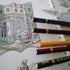 完成】uni ARTERASE COLORでお試し塗りしてみました☆ボールペンでぬり絵・パリ旅より