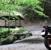 道志の森キャンプ場で痛キャンデビューして林道巡って来たよ!