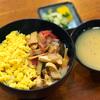 土手通りのお蕎麦屋さん、三好屋の3大丼(どんぶり)をついに制覇しました。