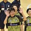 日本女子フットサルリーグ第5節 @東京都/郷土の森総合体育館