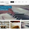 リィラ音楽教室の公式サイトができました!