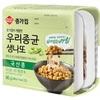 韓国の納豆。