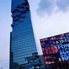 バンコクで一番高いビルでスカイウォーキング