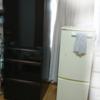 新しい、冷蔵庫
