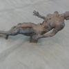 鷹尾俊一の彫刻──「横たわる像」をめぐる超想(4)──鷹尾俊一の『ピエタ』へ向けて